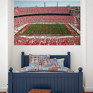 Ohio State - Script Ohio Mural Fathead Wall Decal