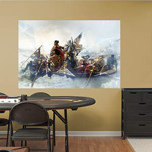 Delaware Mural: Assassin's Creed III Fathead Wall Decal