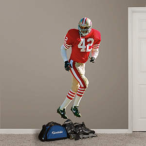Ronnie Lott Fathead Wall Decal