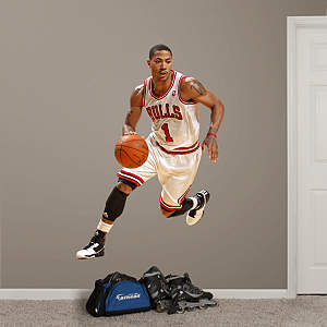 Derrick Rose - No. 1 Fathead Wall Decal