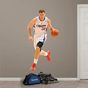 Blake Griffin - No. 32 Fathead Wall Decal