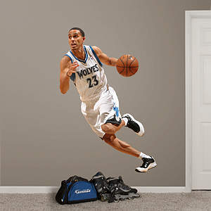 Kevin Martin - No. 23 Fathead Wall Decal