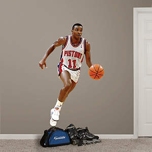Isiah Thomas Fathead Wall Decal