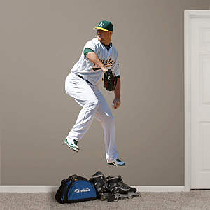Jon Lester Fathead Wall Decal