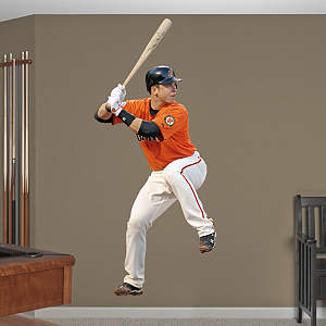 Buster Posey - No. 28 Fathead Wall Decal