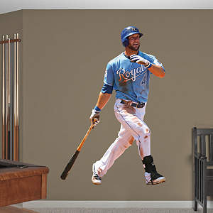 Alex Gordon - Swings Away Fathead Wall Decal