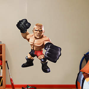 Brock Lesnar - Slam City Fathead Wall Decal