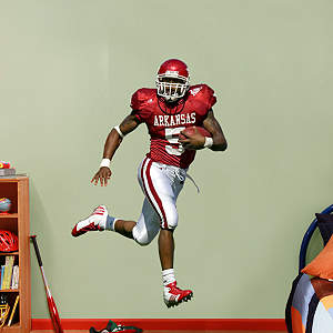 Darren McFadden Arkansas Fathead Wall Decal