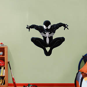 Black Suit Ultimate Spider-Man Fathead Wall Decal