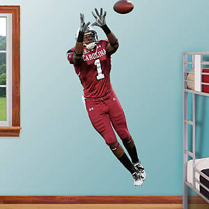 Alshon Jeffery South Carolina Fathead Wall Decal