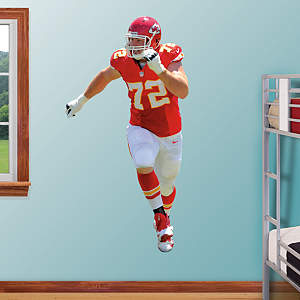 Eric Fisher Fathead Wall Decal