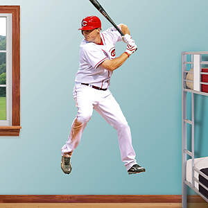 Jay Bruce Fathead Wall Decal