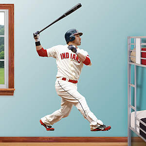 Jason Kipnis Fathead Wall Decal