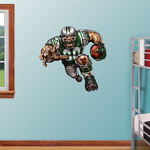 Turbo Jet Fathead Wall Decal