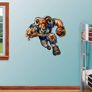 Ravaging Ram Fathead Wall Decal