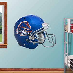 Boise State Broncos Helmet  Fathead Wall Decal