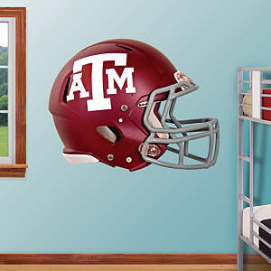 Texas A&M Aggies 2012 Helmet Fathead Wall Decal