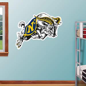U.S. Naval Academy Logo Fathead Wall Decal
