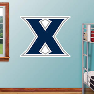 Xavier Musketeers Logo Fathead Wall Decal
