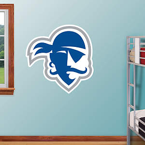 Seton Hall Pirates Logo Fathead Wall Decal