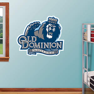 Old Dominion Monarchs Logo Fathead Wall Decal