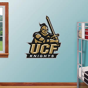 UCF Knights Logo Fathead Wall Decal