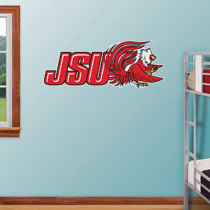 Jacksonville State Gamecocks Alternate Logo Fathead Wall Decal
