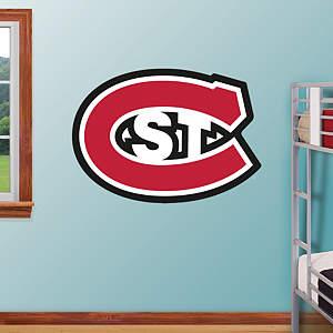 St. Cloud State Huskies Logo Fathead Wall Decal