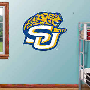 Southern University Jaguars Logo Fathead Wall Decal