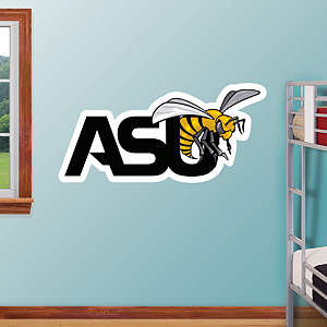 Alabama State Hornets Logo Fathead Wall Decal