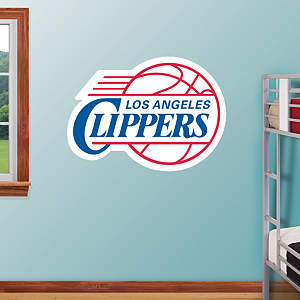 Los Angeles Clippers Logo Fathead Wall Decal