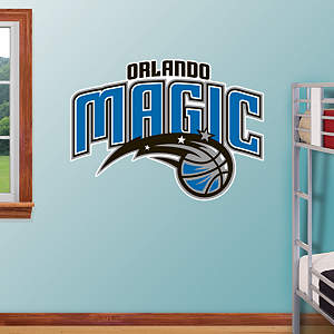 Orlando Magic Logo Fathead Wall Decal