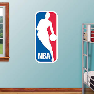 NBA Logo Fathead Wall Decal