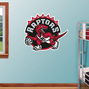Toronto Raptors Logo Fathead Wall Decal