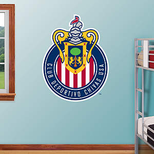 Club Deportivo Chivas USA Logo Fathead Wall Decal