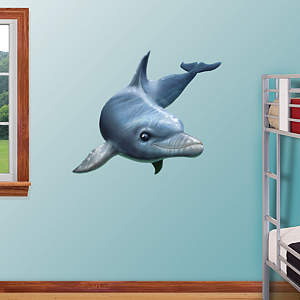 Dolphin Fathead Wall Decal