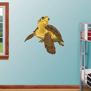 Sea Turtle Fathead Wall Decal