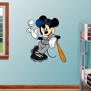 Mickey Mouse - New York Met Fathead Wall Decal