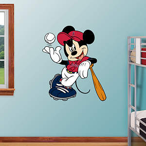 Mickey Mouse - Angel Fathead Wall Decal