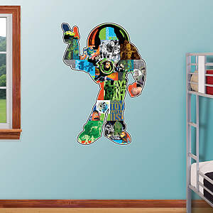 Toy Story Montage Fathead Wall Decal