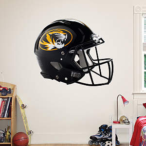 Missouri Tigers 2013 Helmet Fathead Wall Decal