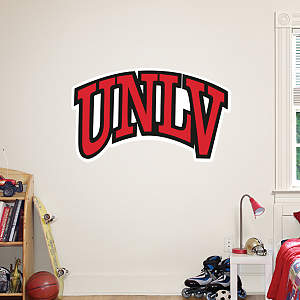 UNLV Rebels Logo Fathead Wall Decal
