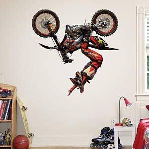 Brian Deegan Fathead Wall Decal