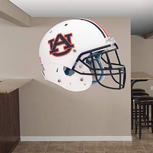 Auburn Tigers Helmet  Fathead Wall Decal