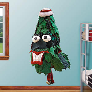 Stanford Mascot - Stanford Tree Fathead Wall Decal