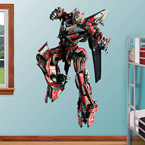 Sentinel Prime - Dark of the Moon Fathead Wall Decal