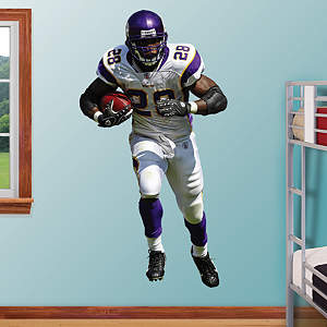 Adrian Peterson Fathead Wall Decal