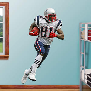 Randy Moss Fathead Wall Decal