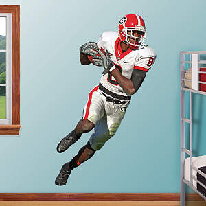 A.J. Green Georgia Fathead Wall Decal