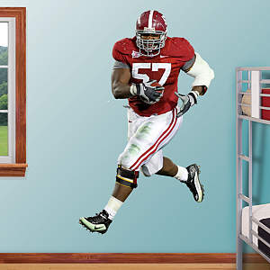 Marcell Dareus Alabama Fathead Wall Decal
